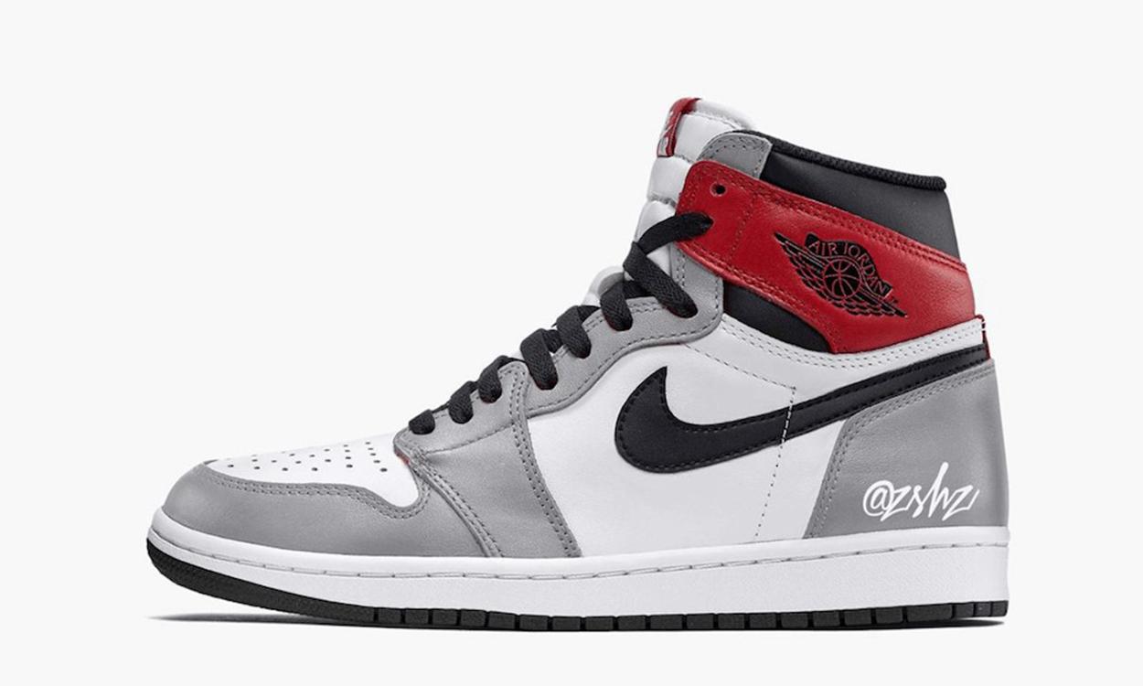 酷似 Union 联名设计,Air Jordan I 全新配色曝光