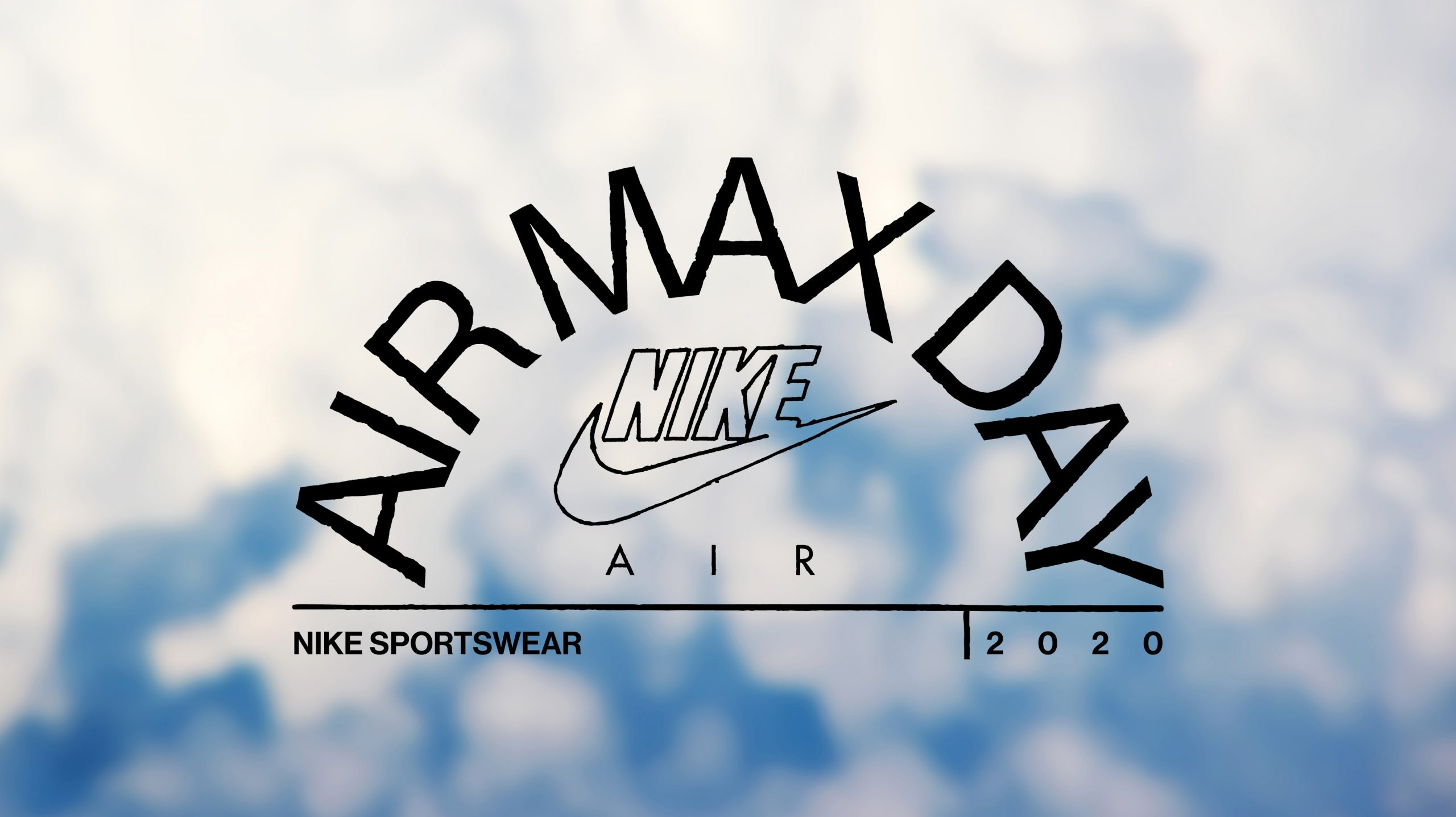 来自 Air Max Day 2020 云派对的邀请函