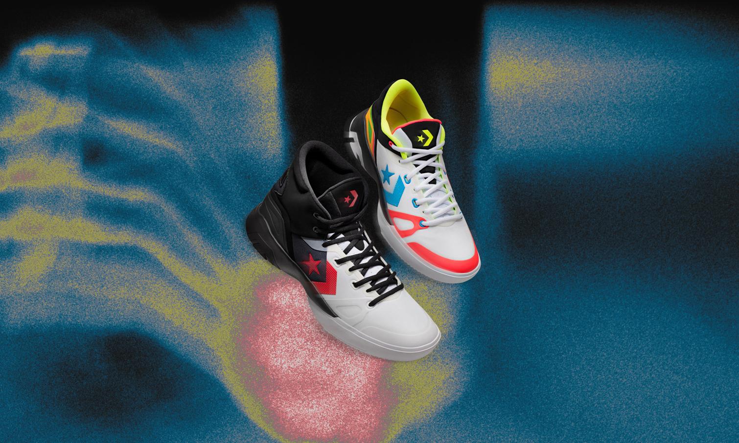 闯出领域,CONVERSE 推出全新 G4 篮球鞋系列