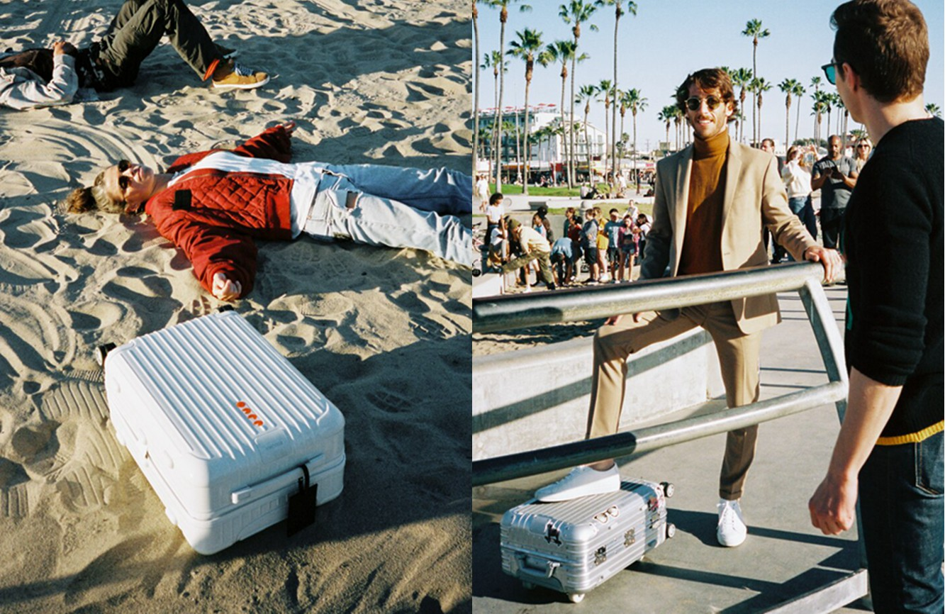 RIMOWA x Garrett Leight California Optical 合作系列正式发布