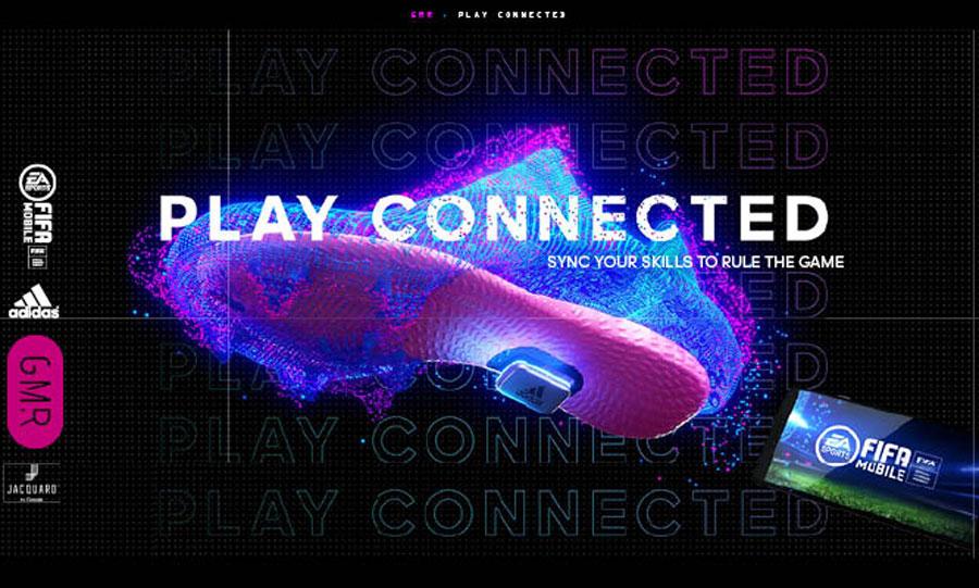 可与 FIFA 游戏联动,adidas 发布全新 GMR 鞋垫