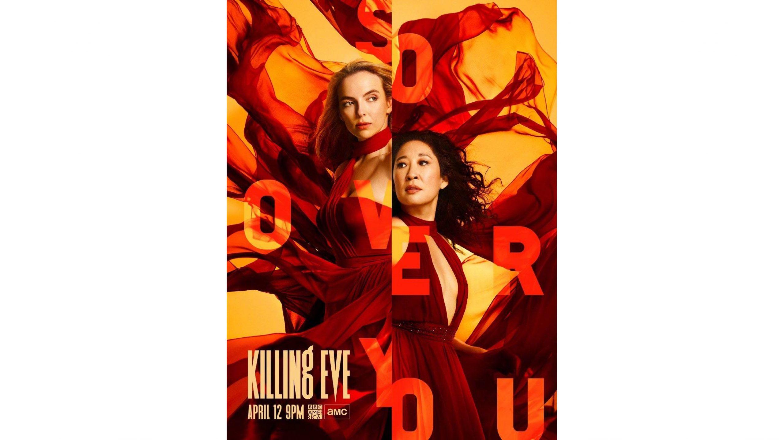 《杀死伊芙》第三季发布正式预告片