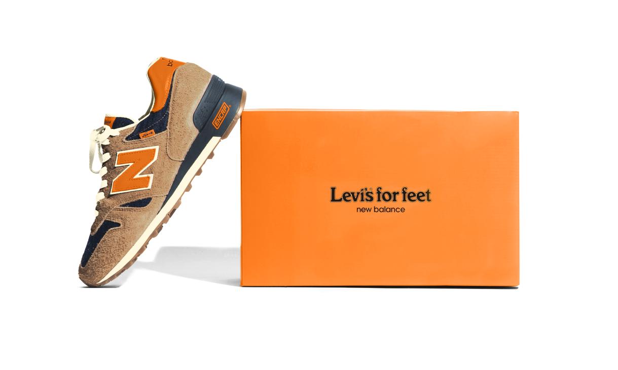 Levi's x New Balance M1300CL 推迟近一个月发售