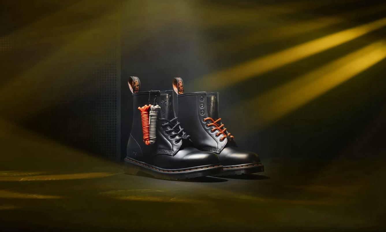 Dr.Martens x BEAMS x Babylon LA 三方合作鞋履发售在即