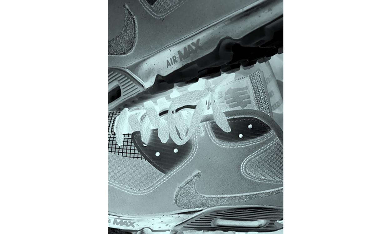 UNDEFEATED 将携手 Nike 带来全新 Air Max 90 合作鞋款