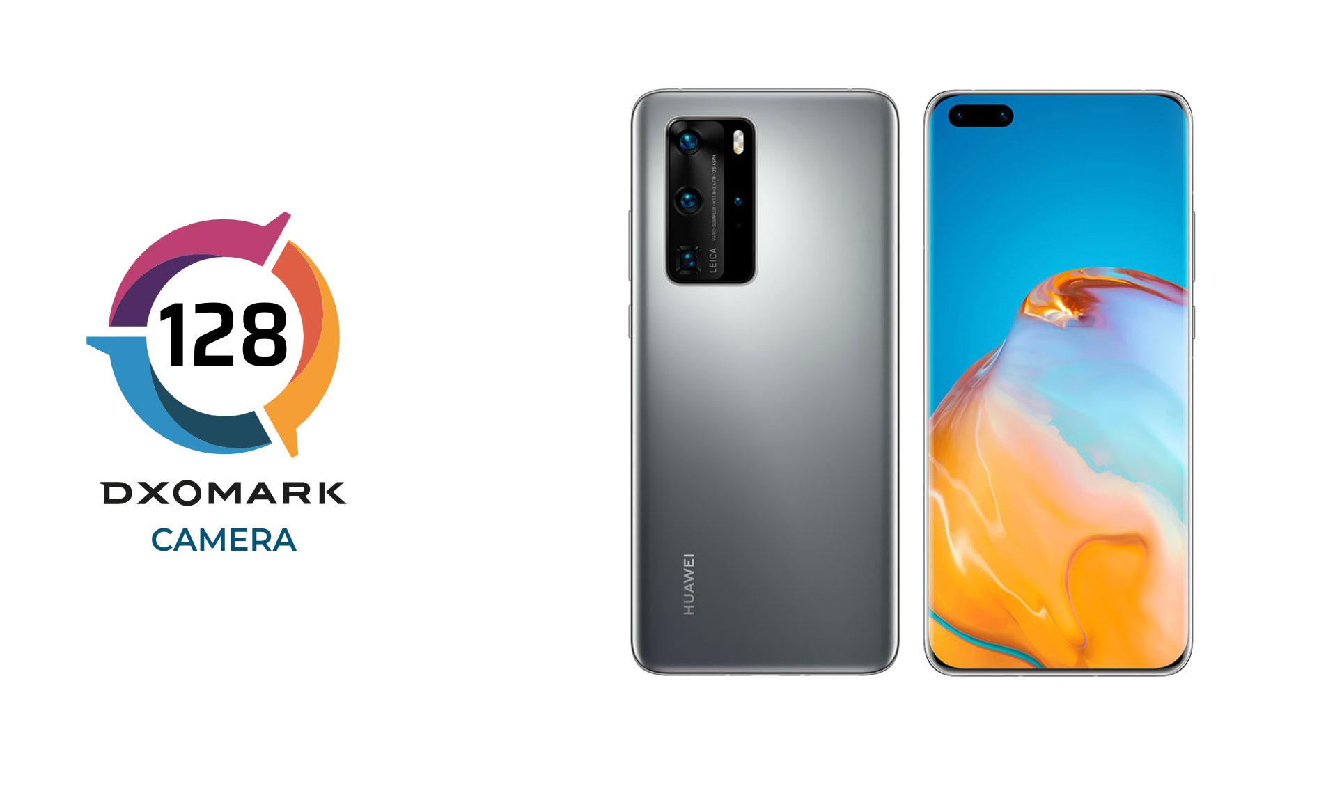 华为 P40 Pro 登顶 DXOMARK 手机相机排行榜冠军