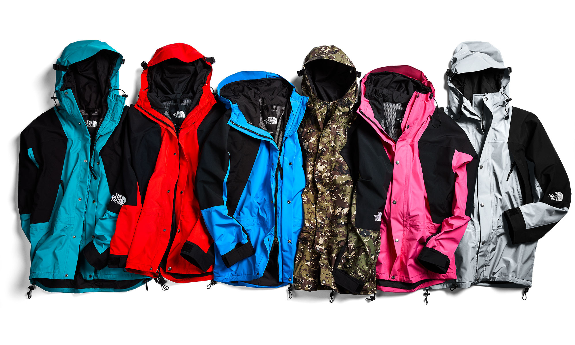 THE NORTH FACE 重塑经典 1994 Retro Mountain Light Jacket