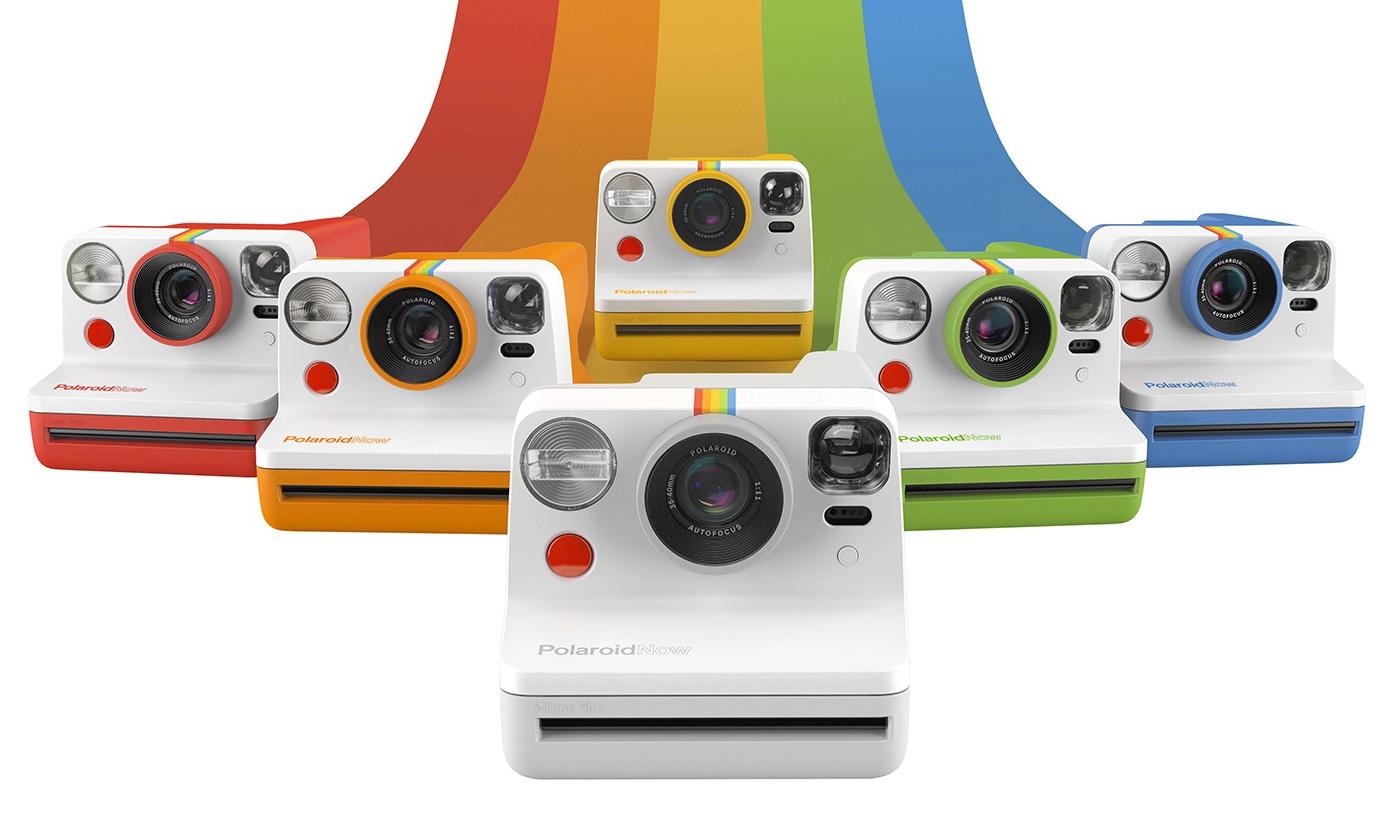 宝丽来推出 Polaroid Now 自动对焦相机