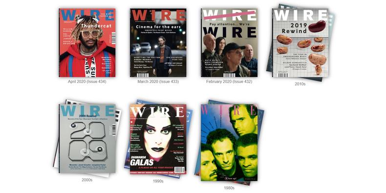 著名先锋音乐杂志《The Wire》向公众免费开放所有出版 Archive