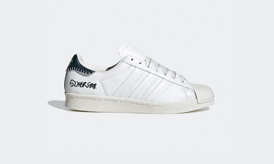 Jonah Hill x adidas Superstar 联乘鞋款发售日期确定