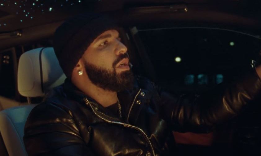 Drake 无预告发布双曲目音乐录像带