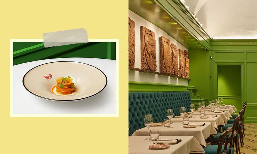 一同防疫,Gucci 餐厅主厨在线教学顶级料理
