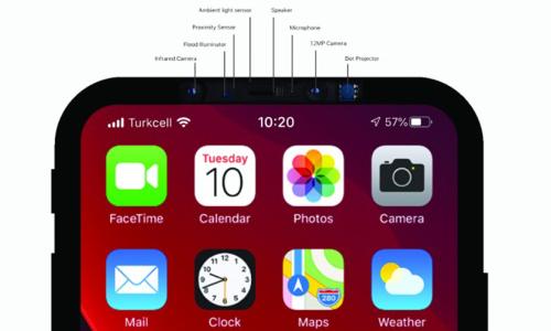 「刘海」被剪?iPhone 12 Pro 疑似现身