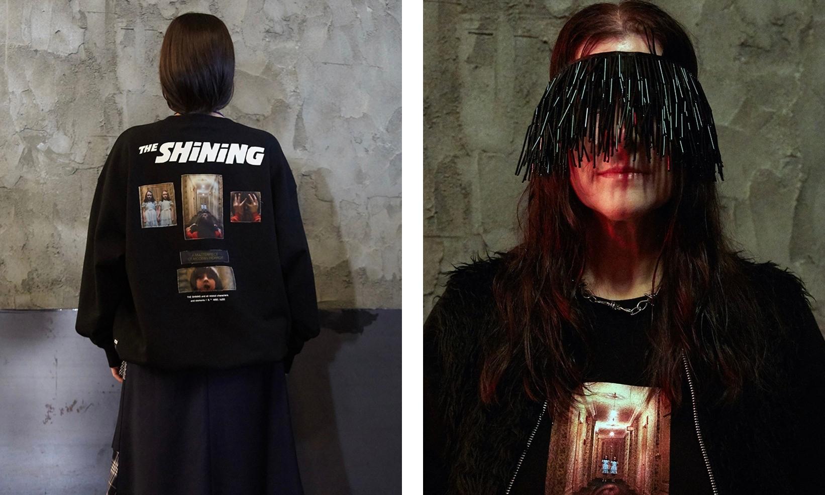 韩国街头品牌 LMC 推出「闪灵」系列