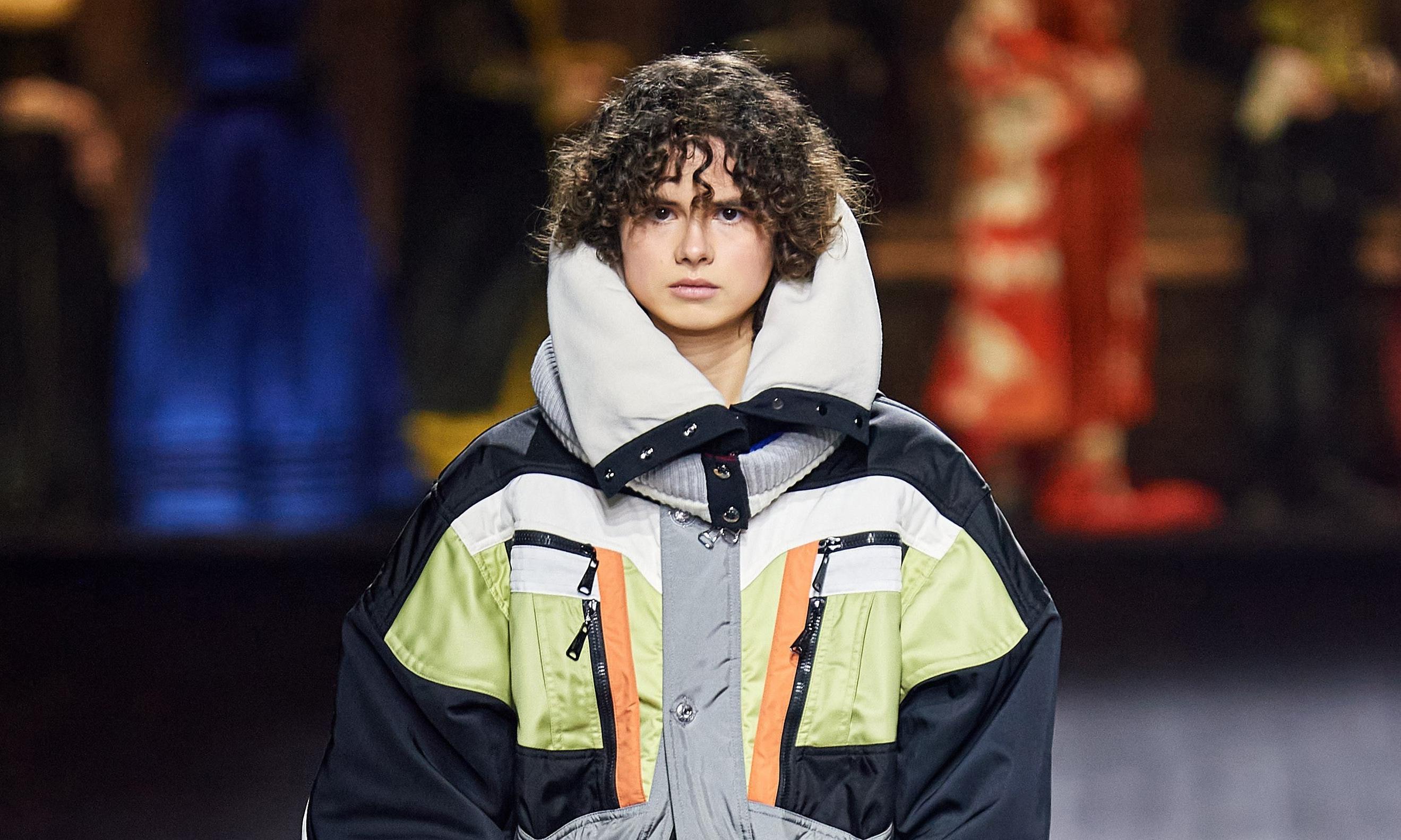 穿梭于古今之间,Louis Vuitton 2020 秋冬秀场回顾