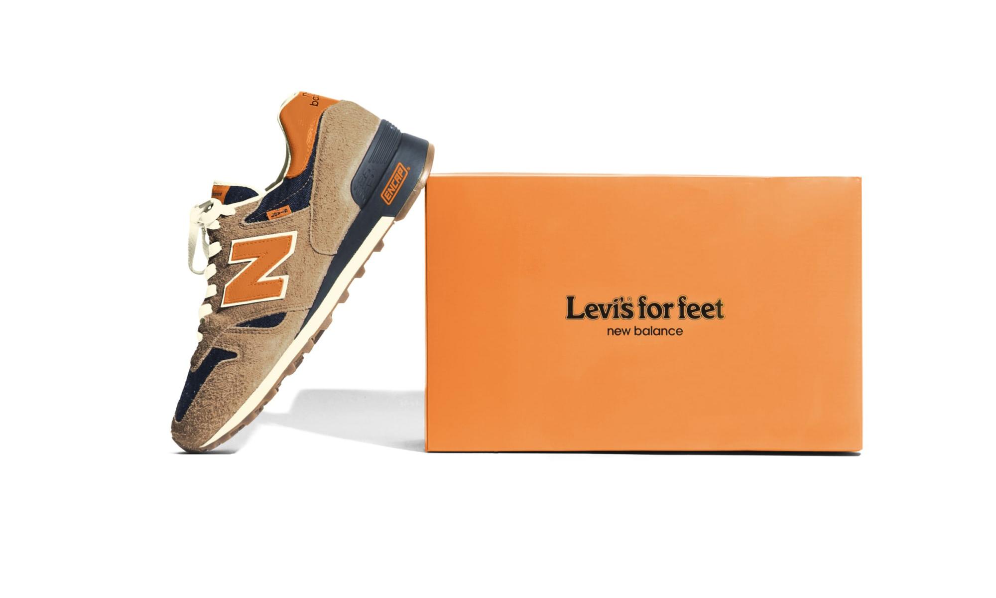 35 周年惊喜,Levi's x New Balance M1300CL 联名释出