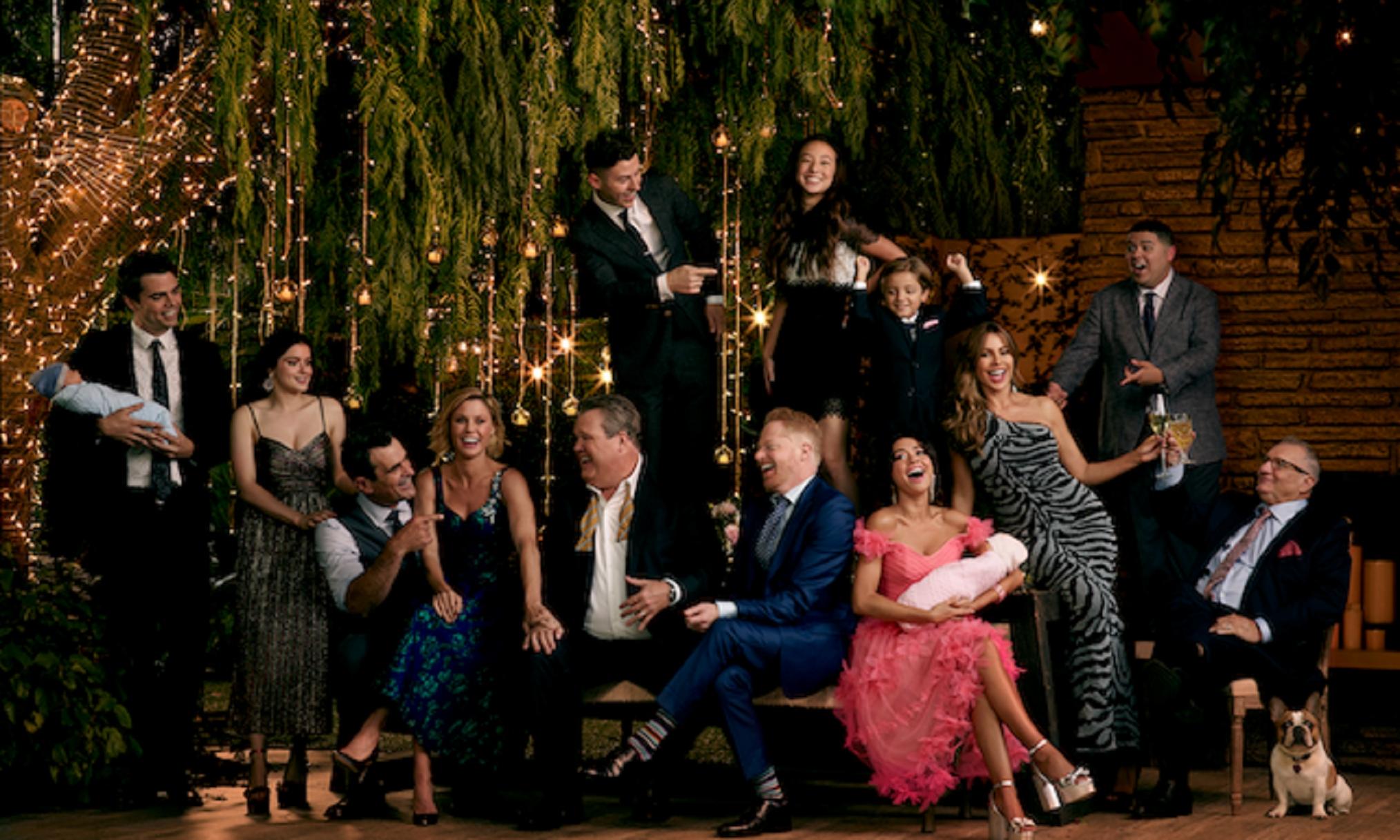 最后的告别,《摩登家庭》将在全剧终之前推出纪录片