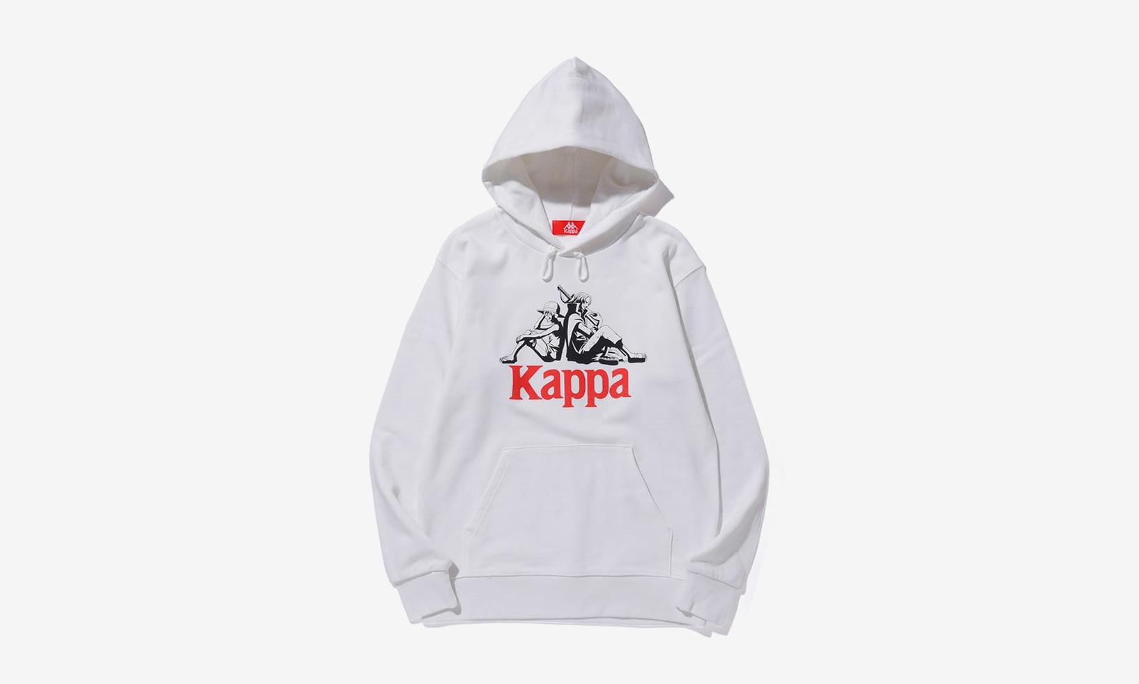 KAPPA JAPAN 与《海贼王》合作,释出全新胶囊系列