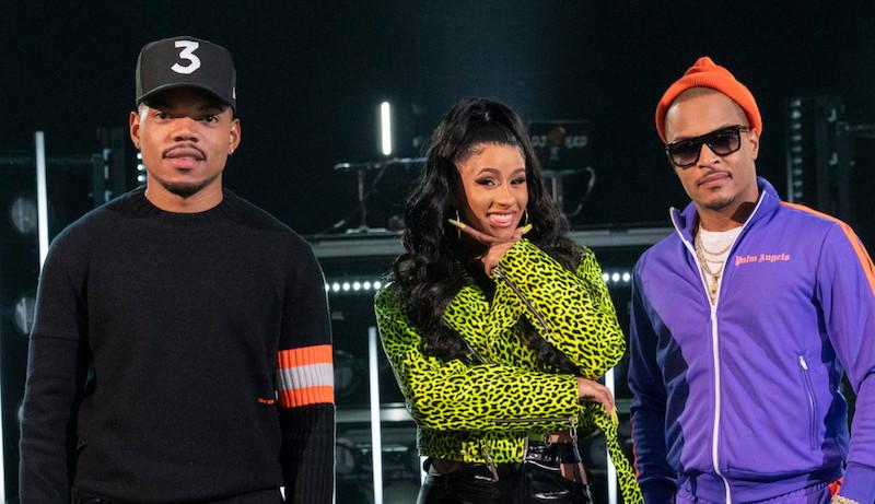 美国有嘻哈「Rhythm + Flow」将于明年回归第二季
