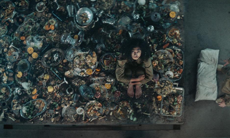Netflix 即将上线西语科幻电影《饥饿站台》