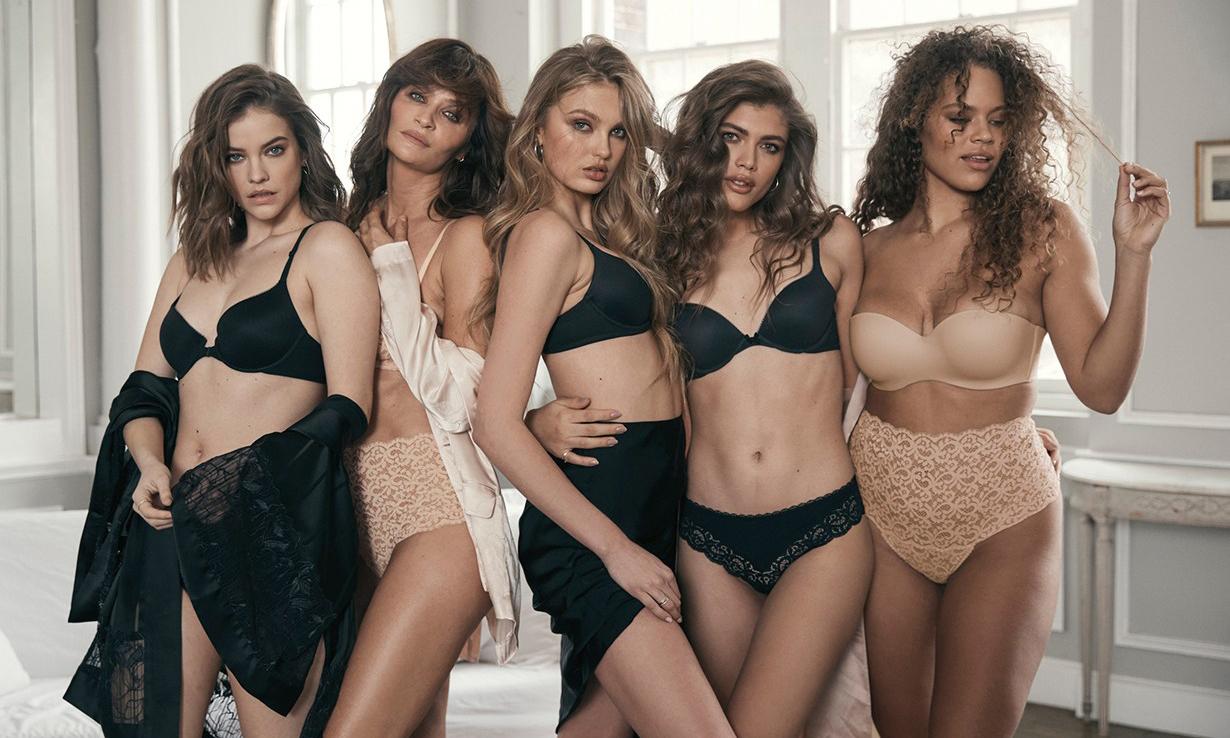 多元化改革,Victoria's Secret 最新广告大片由模特掌镜