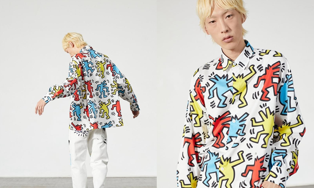 Keith Haring x Études 全新合作系列正式发布