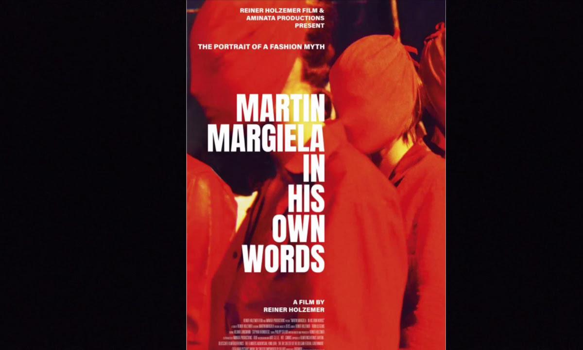 《MARTIN MARGIELA: IN HIS OWN WORDS》纪录片将于 4 月 10 日上线