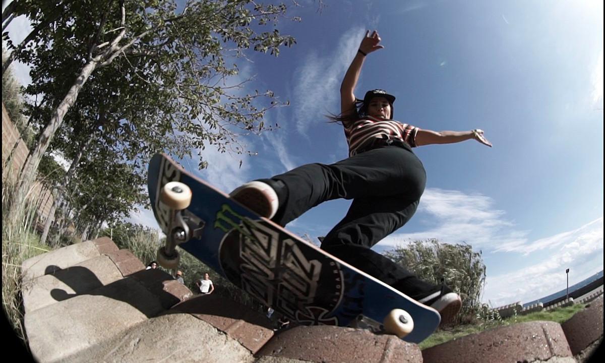 Vans 发行首部全女性参与的滑板影片《Credits》