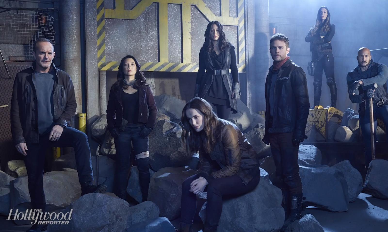 《神盾局特工》第七季正式预告片放出,5 月 28 日首播