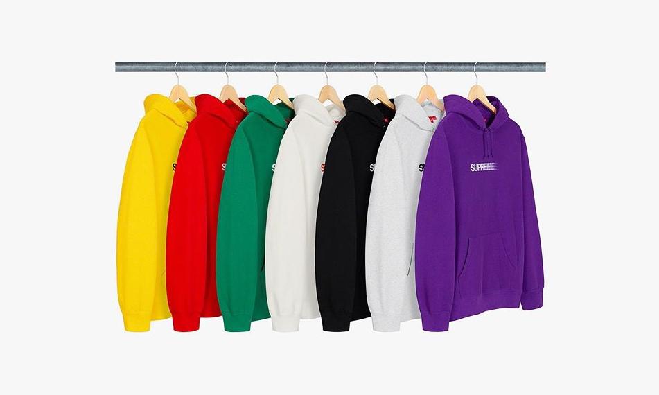 Supreme「幻影」Logo 帽衫系列将在本周迎来发售