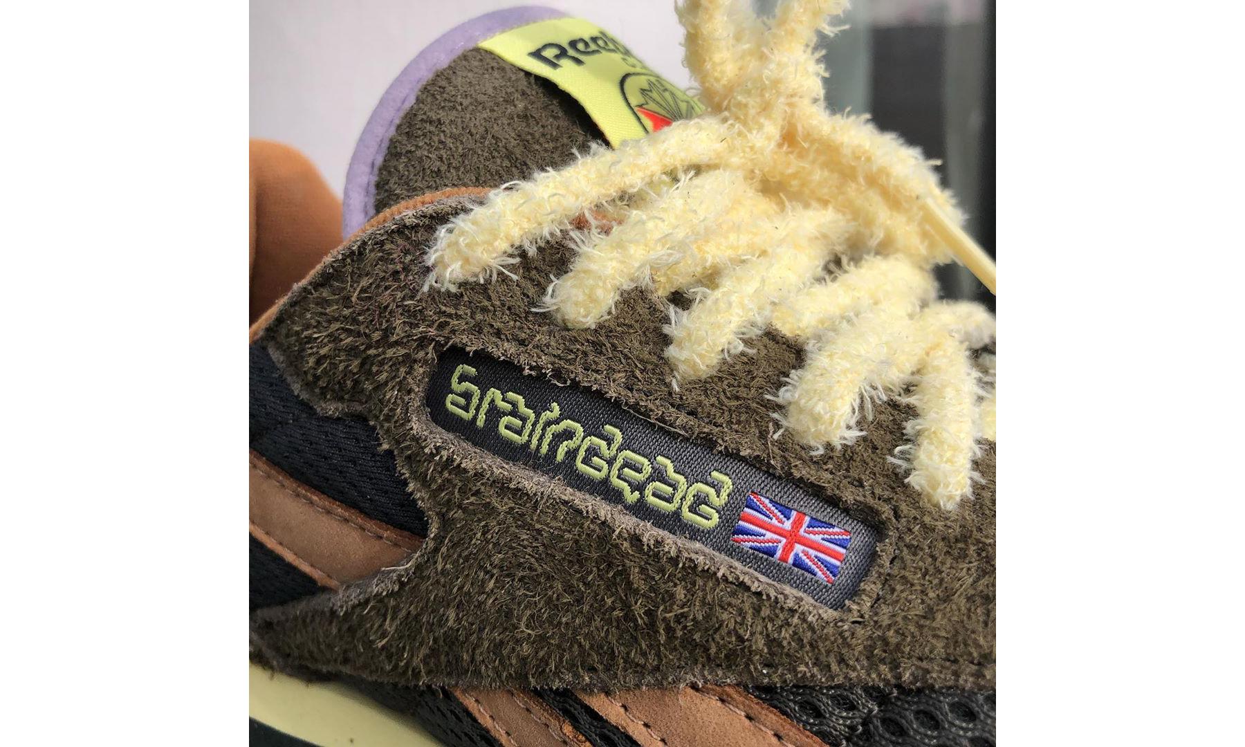 抢先预览 Brain Dead x Reebok 全新联名鞋款