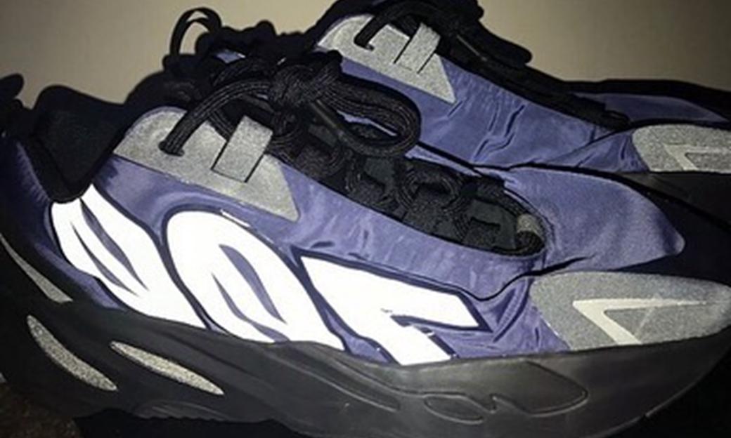 Yeezy Boost 700 MNVN「Purple」谍照疑似曝光