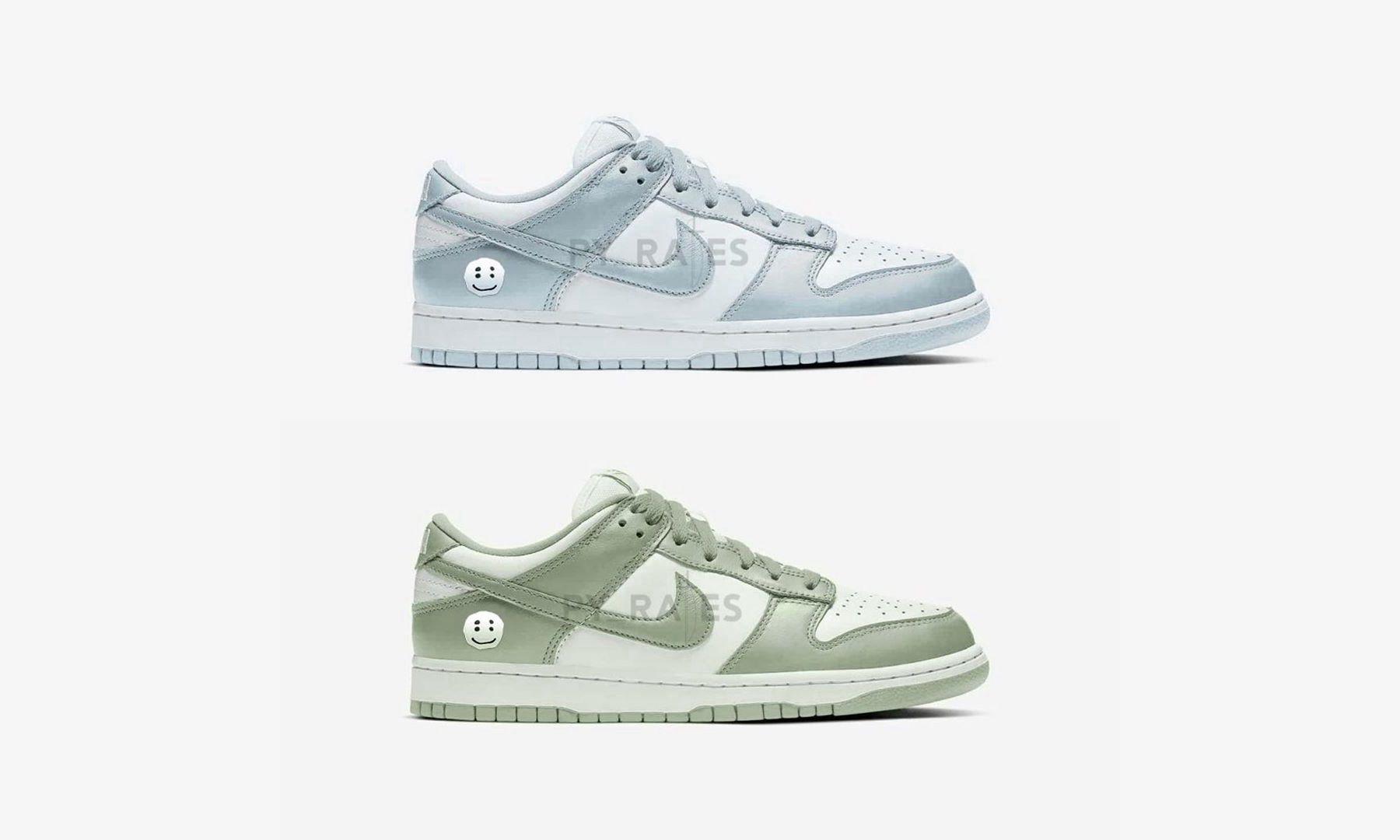 CPFM x Nike SB Dunk Low 全新联名鞋款首度公开
