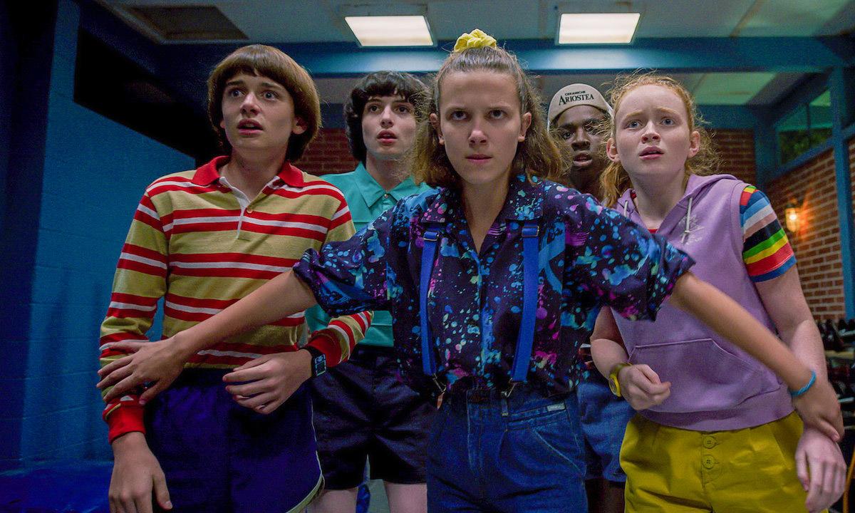 《怪奇物语》拿下美国流媒体热度榜七连冠