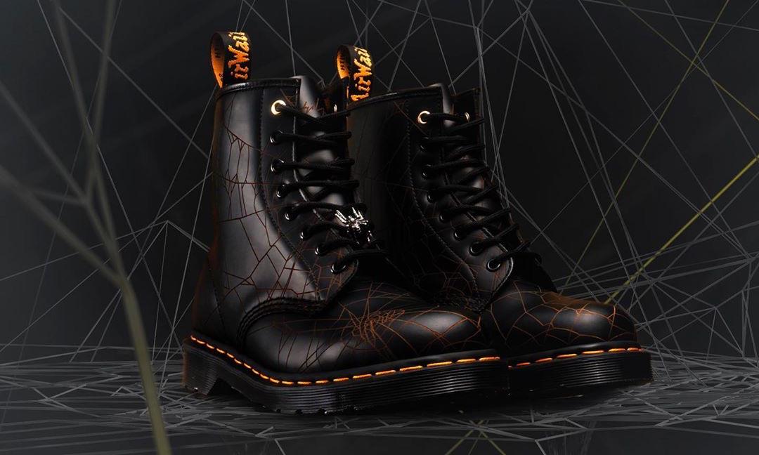 Yohji Yamamoto 与 Dr.Martens 带来 60 周年纪念靴款