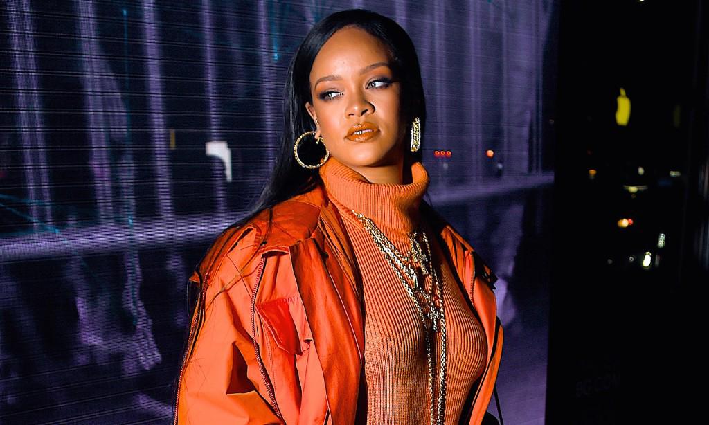 最新殊荣,Rihanna 热单已超 JAY-Z 和 The Beatles