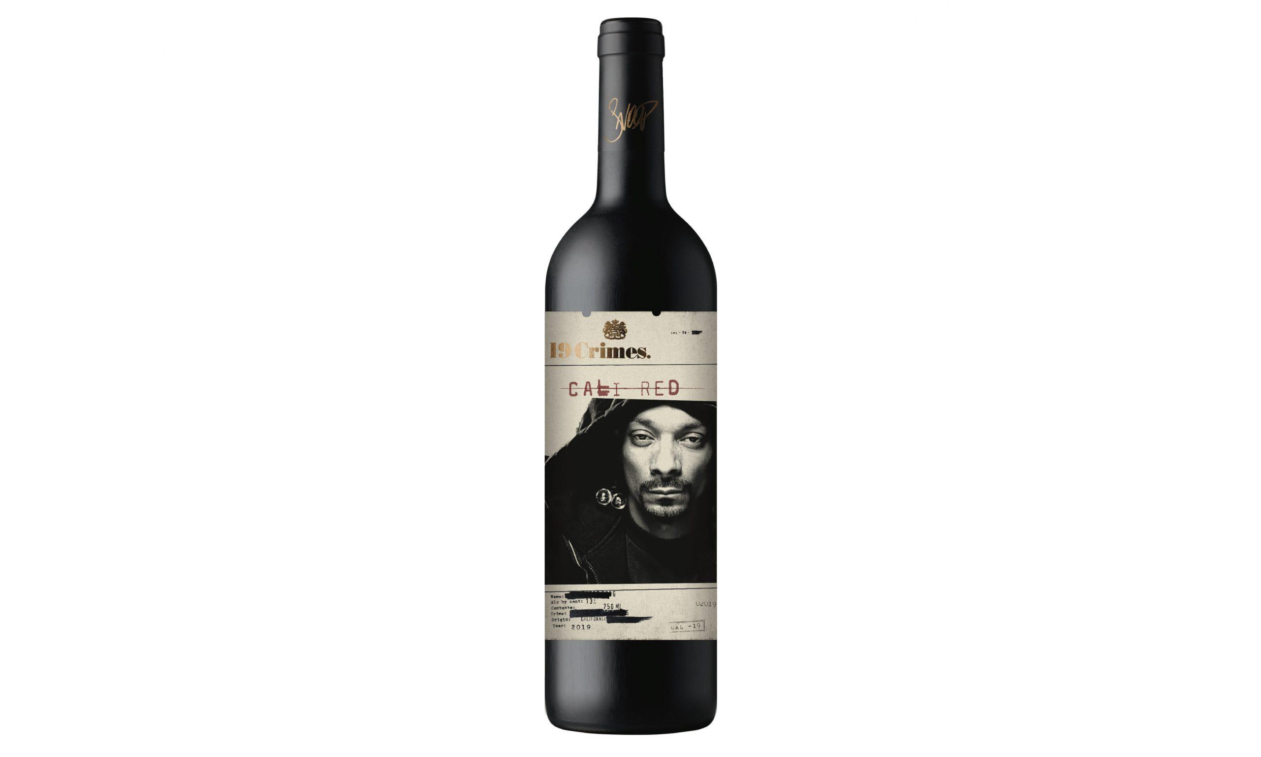 Snoop Dogg 将推出葡萄酒产品「Snoop Cali Red」