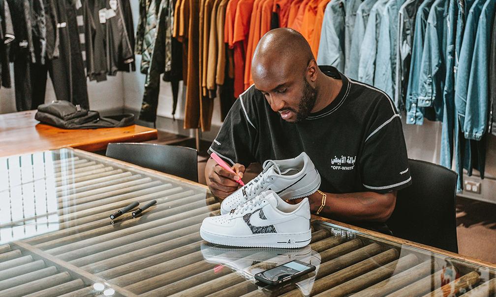 钟情 OG?Virgil Abloh「在线征集」Nike 联名新目标
