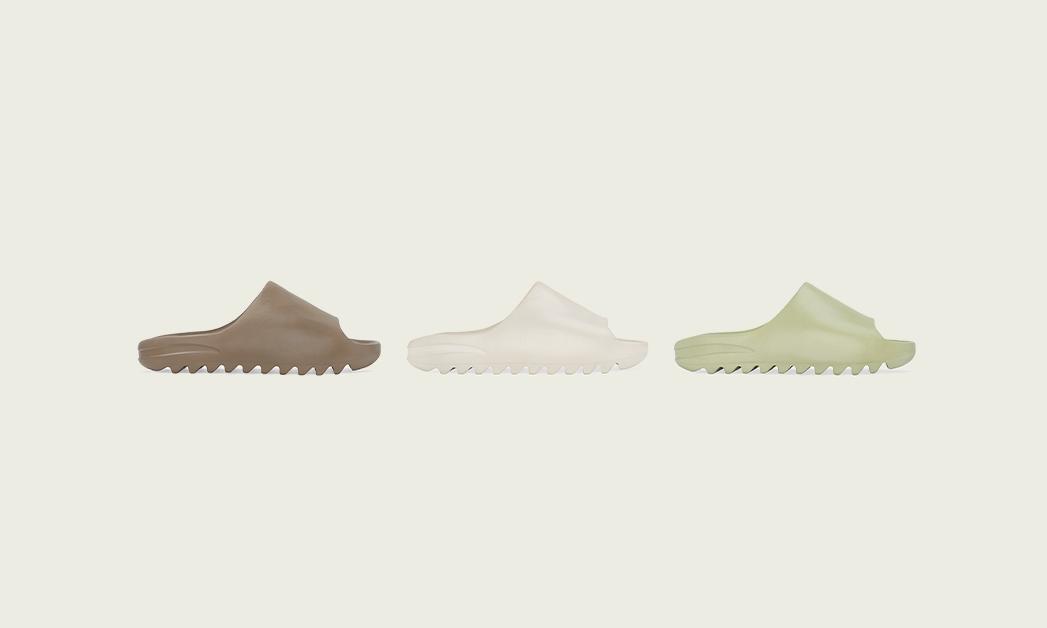 YEEZY 拖鞋系列「YEEZY SLIDE」即将发售