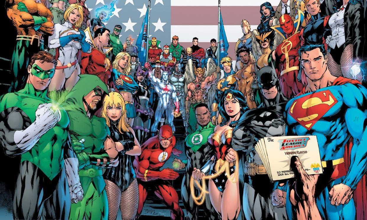 1934-2014 年 4 万册全收录,苏富比举办 DC 漫画拍卖会