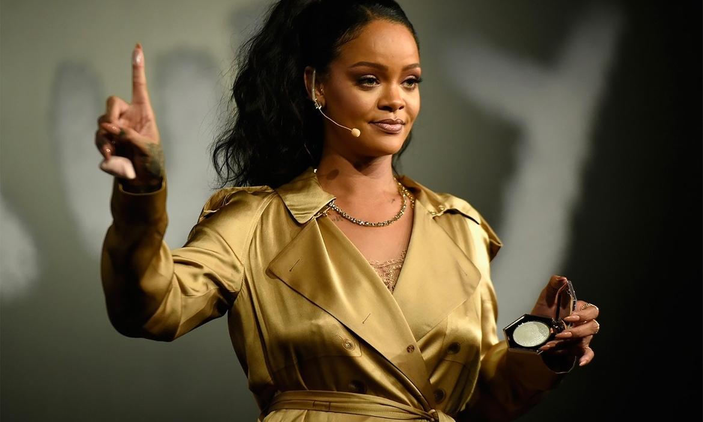 Rihanna 确认推出 Fenty Skin 护肤线
