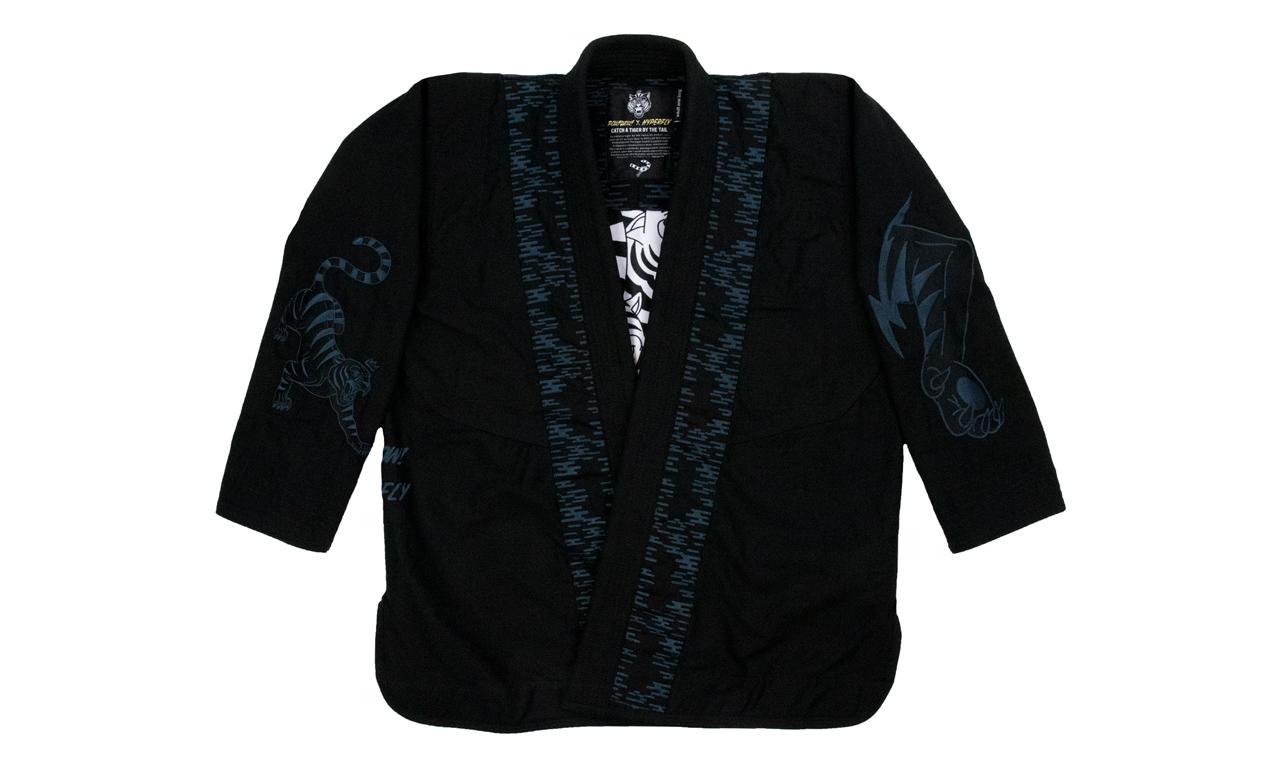 Hyperfly 携手 Jasper Wong 推出全新柔术服装系列