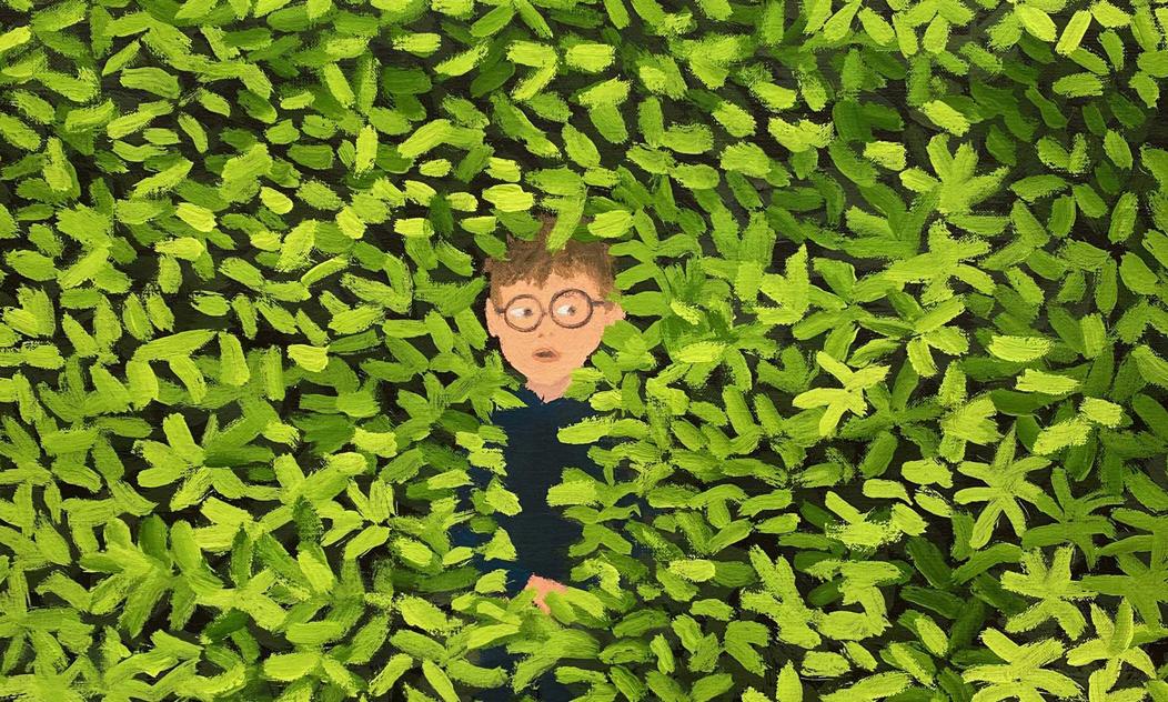 在线看展,法国插画家 Jean Julien 开启首个个人虚拟展览