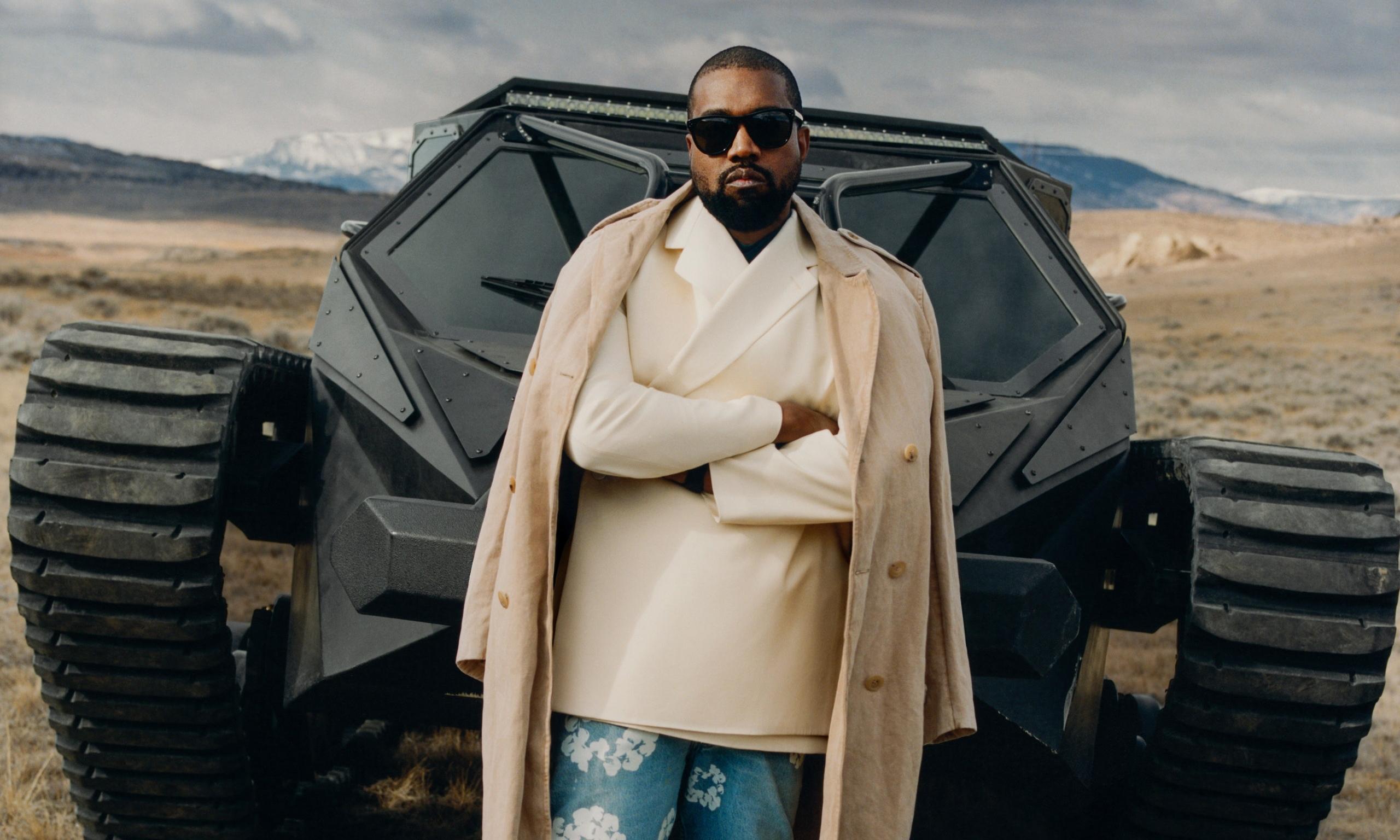 Kanye 称不介意 Nike 复刻 Air Yeezy 系列