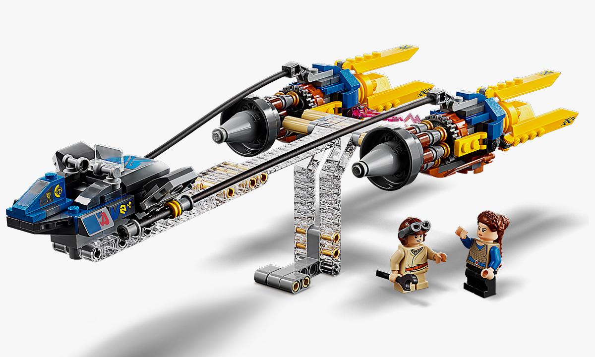LEGO 携手《星球大战》推出 20 周年纪念版套装