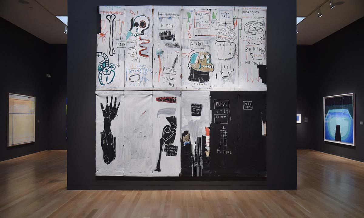 你马上可以在家欣赏 Jean-Michel Basquiat 最新展览