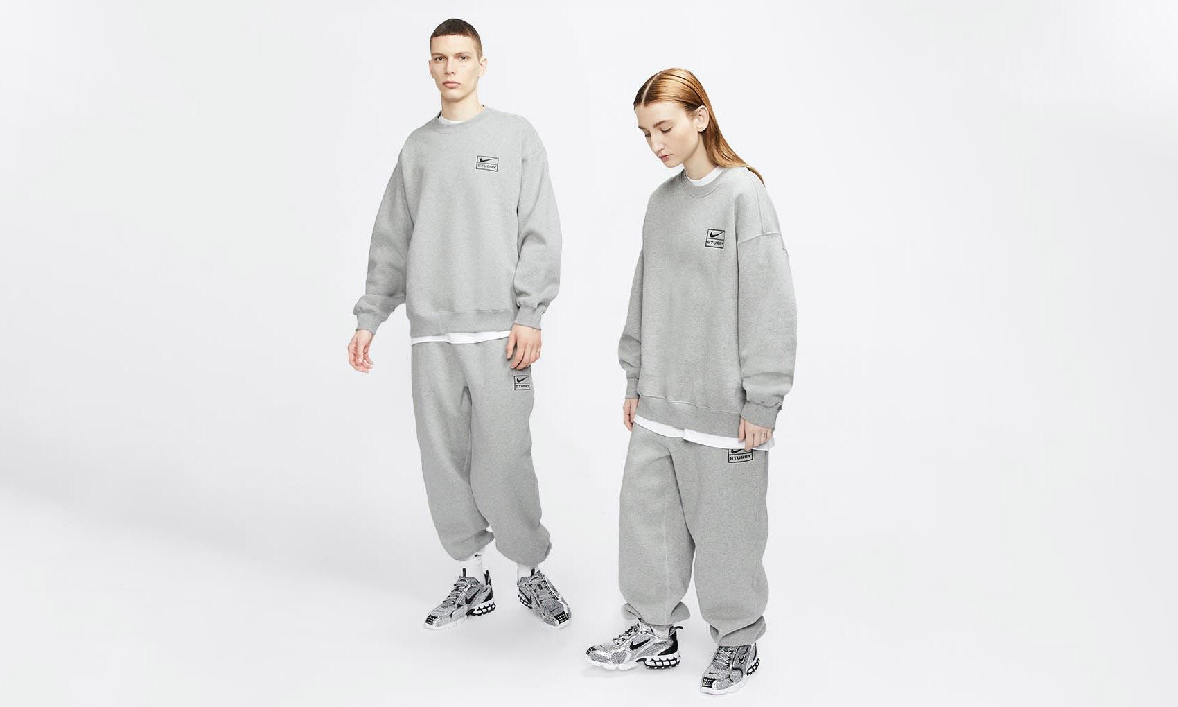 Stüssy x Nike 的精髓,不在鞋子上?
