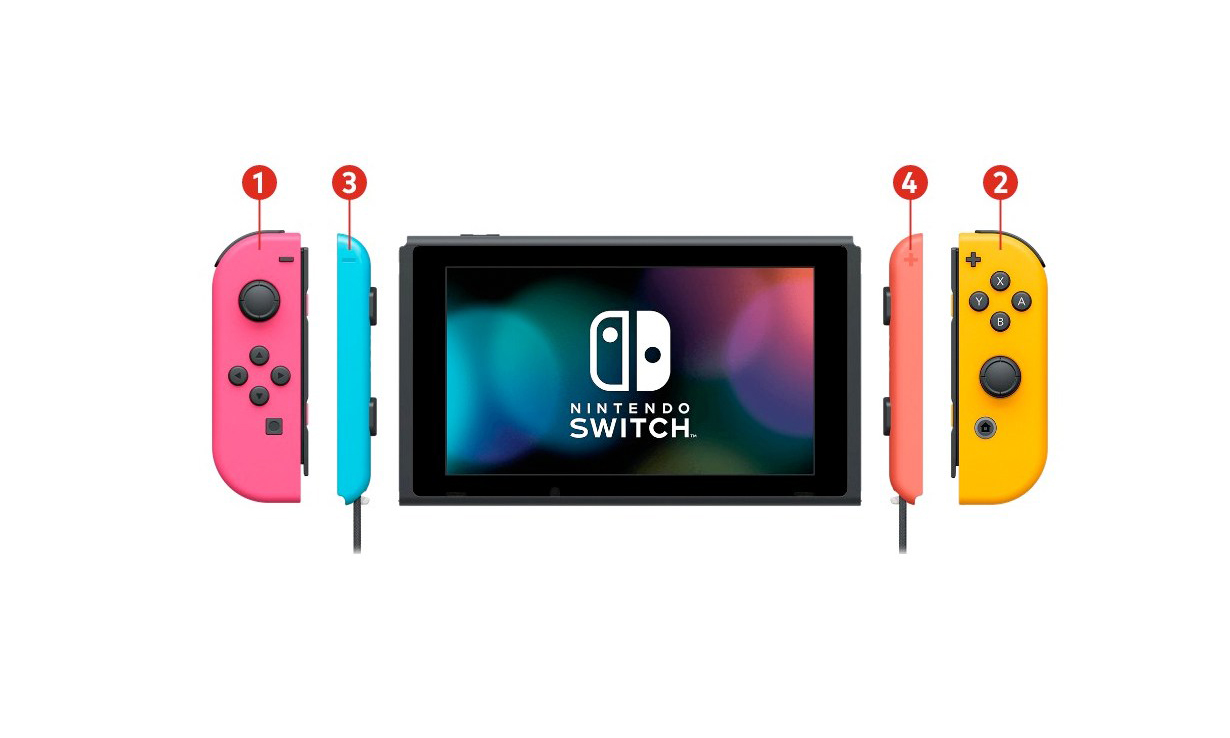 颜色任选,任天堂推出 Switch 客制化服务