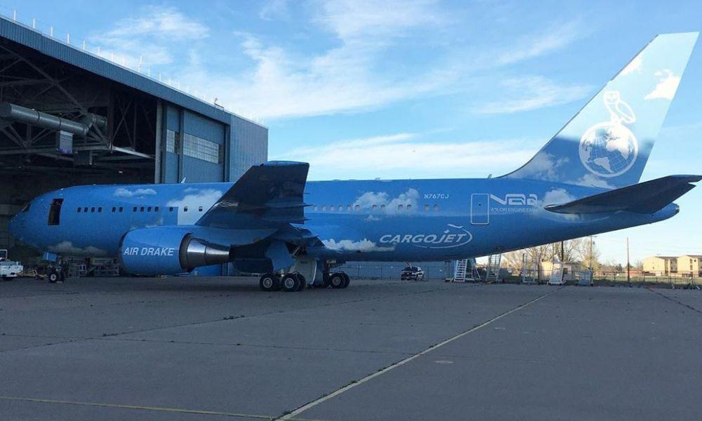 给你一个乘坐 Drake 私人飞机的机会