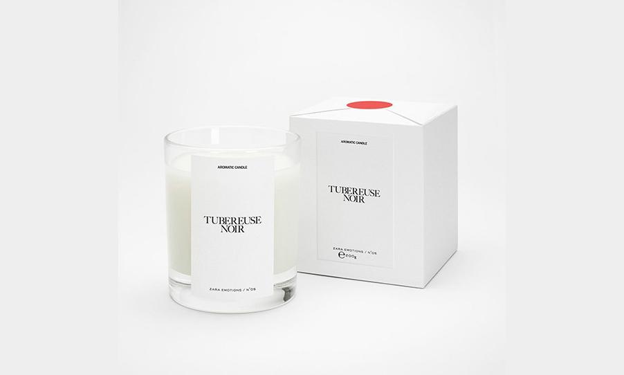 价格亲民,ZARA 与调香师 Jo Malone 合作推出联名香氛蜡烛